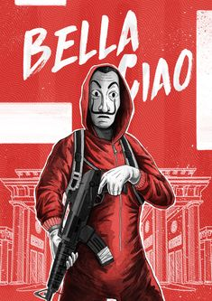 'La Casa de Papel / Money Heist - Bella Ciao - Dali Mask' Canvas Print by imtheooo Full HD - Best of Wallpapers for Andriod and ios Great Backgrounds, Phone Backgrounds, Wallpaper Backgrounds, Iphone Wallpaper, Films Netflix, Netflix Series, Tv Series, Stunning Wallpapers, Most Beautiful Wallpaper
