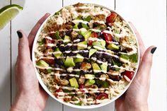 Skinny Burrito Bowl