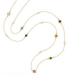ΑΧ2089 -Χρυσό κολιέ 14Κ Beaded Necklace, Jewelry, Fashion, Jewellery Making, Moda, Pearl Necklace, Jewels, Fashion Styles, Jewlery