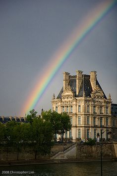 Rainbow, Paris France
