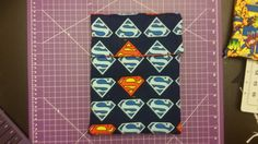 """It's Superman! 10"""" Superman Shield Tablet Cover"""