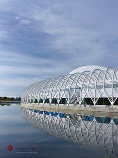 Calatrava Tasarımı Bir Üniversite