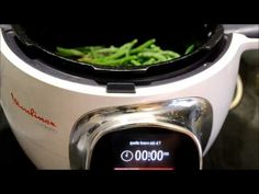 Recette cookeo cuisses poulet haricots verts - YouTube