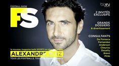 [Football Show] Lundi à 22H30 avec Alexandre Ruiz, Marcel Desailly, Omar da Fonseca, Daniel Bravo et Luis Fernandez   > En public, sur beIN SPORTS 1