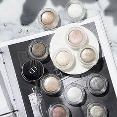 Dior Fusion Mono Eyeshadows