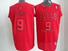 http://www.yjersey.com/nba-chicago-bulls-9-deng-red-christmas-jerseys.html Only$34.00 #NBA CHICAGO #BULLS 9 DENG RED CHRISTMAS JERSEYS Free Shipping!