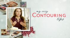 How to Contour Your Face with Lisa Robertson from QVC!