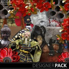 Asian Mystique [Lins Creations] - Asian Mystique for all your travels to the orient Mystique, Asian, Paint Shop, Photoshop Elements, My Memory, Vacation Trips, Yellow Flowers, Photo Book, Digital Scrapbooking