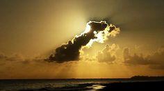 Puerto Rican sky