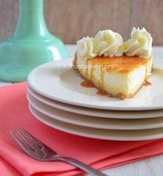 Stroopwafel taart - Laura's Bakery