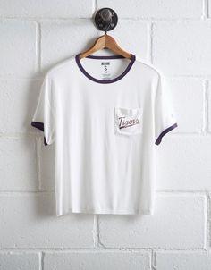 3030b077aeb Tailgate Women s LSU Tigers Pocket T-Shirt Lsu College