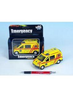 Ambulance se světlem/zvukem
