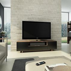 BDI Nora 8239 Slim TV Stand For TVs Up To 82