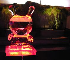 dunny....ice sculpture???