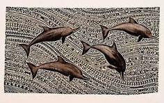 Image result for linocut prints art