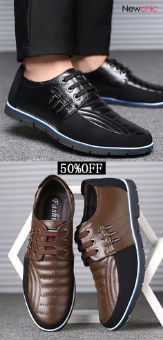 3ae8fefb332f ... Mens Casual Flats High Quality Driving Boat Shoes