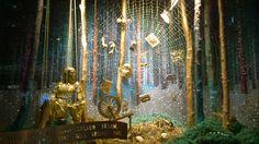 Selfridges Christmas Window Display 2014- Sleeping Beauty
