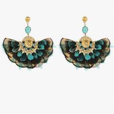 Boucles d'oreilles Gaïa - GAS BIJOUX #LeBonMarche #VuAuBonMarche #SoireesEstivales #Ete #Summer #Women #Femmes #Accessoires #Bijoux