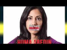 Anonymous Release Bone Chilling Video of Huma Abedin that Every American Needs to See - YouTube