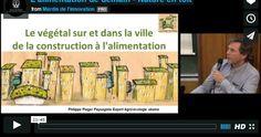 Nature en Toit - Le Blog: L'alimentation du futur - conférence de Philippe Peiger