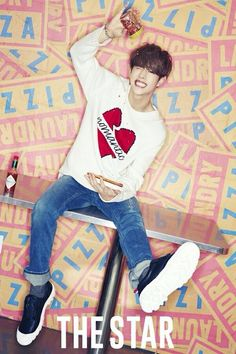 Mark Tuan| #got7#fighting#ahgase#TheStar#photoshoot#mark#tuan