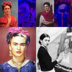 Happy Birthday Frida Kahlo! (July 6 1907  July 13 1954)  Did you know? Frida was a Mexican painter who mostly painted self-portraits belonged to the post-revolutionary Mexicanidad movement which sought to define Mexican identity. Kahlo has been described as a Surrealist or magical realist. La Casa Azul her home in Coyoacán was opened as a museum in 1958 and has become one of the most popular museums in Mexico City. By 1984 Kahlo's reputation as an artist had grown to such extent that Mexico…