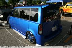 I WILL have a Scion XB in turquoise. I will promise you that!!! C: