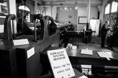 JAMES CAPPER   Kirkaldy Testing Museum   Merge Festival Bankside 2013