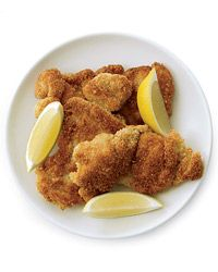 Oven-Fried Chicken | This easy fried chicken calls for panko. #SchoolYourChicken