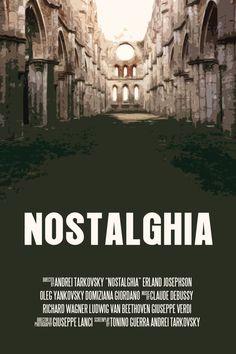 Nostalghia (1983) by Andrei Tarkovsky - ITA - YouTube