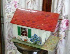 A Tin Tiny House