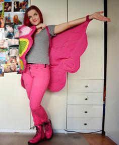 Fr.Ausverkauft!: [Nähen] Ich bin ein Schmetterling!