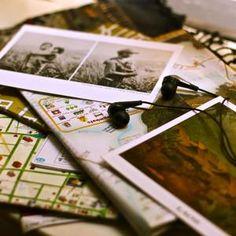 Maps tunes stories
