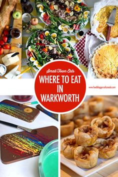 Where to Eat in Warkworth, Ontario Warkworth, Ontario is fast becoming a culinary travelers dream with its burgeoning local food scene of producers, chefs and artisans. And it's a quick day trip from Toronto! Canadian Food, Canadian Rockies, Food Film, Butter Tarts, Dinner Themes, Big Meals, Slow Food, Foodie Travel, Ontario