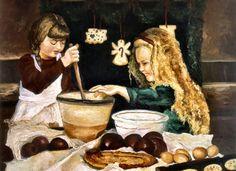 Christmas Cookies by Amanda Dunbar