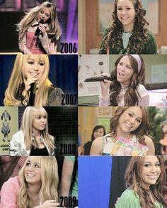 Hannah Montana 2006-2009