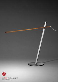 LEXON - Z-Light (LD119), design by Alain Lee & Ming Yang / Reddot Design Award Winner 2012