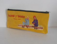 1965 Extremely RARE Skipper Scooter Pencil Case 2 Known to Exist WOW | eBay