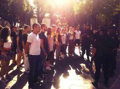 Meksika Puebla  duran adama tam destek. #DuranAdam #DuranKadın #DirenTürkiye