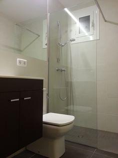 #Decoracion #Moderno #Baño #Sanitarios #Vidrio #Espejos #Griferia