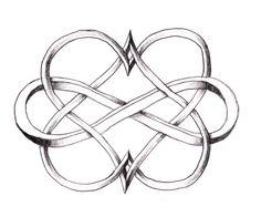 Amor infinito - tattoo idea!