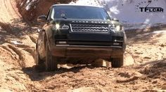 2013 Range Rover On And Offroad 060 Mph First Drive Rev