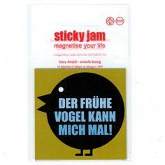 #oktoberfest #design3000 #munich #bayern #bavaria #bayrisch Magnet für Langschläfer.
