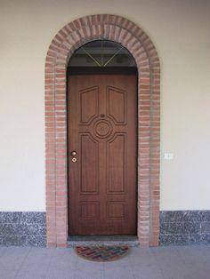 Portoncino blindato - Fratelli Brivio #door
