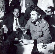"miriamelizabethworld: ""★ Comandante Che Guevara ★ """