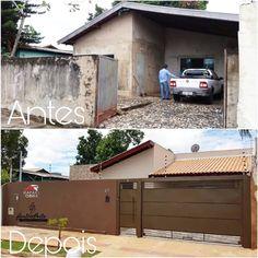 A imagem pode conter: casa e atividades ao ar livre Fachadas de casas terreas Faxadas de casas Fachadas de casas simples