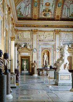 museums-galleria borghese -rome