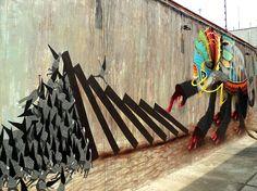 EL CURIOT mexican street artist