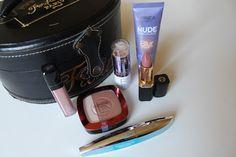 Anfuciyo : Frühjahrsputz in der Handtasche + Beauty Bag Produ...