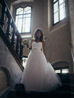 Lecká v šatech Florence od Maggie Sottero  #svatebnisaty #weddingdress #maggiesottero #caliso #vyprodej #svatebnisalonmaggie #svatba_maggie